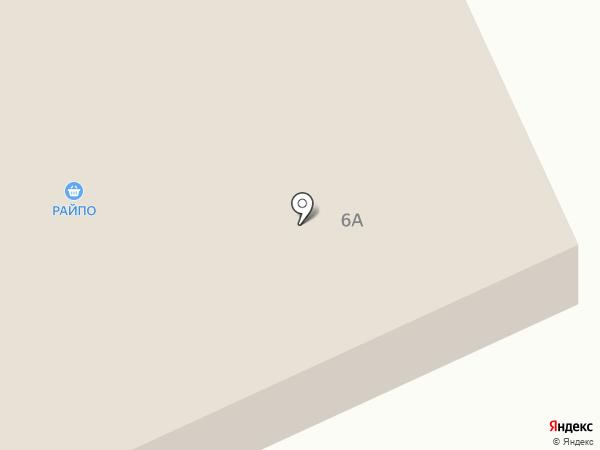 Мясной дом на карте Северного