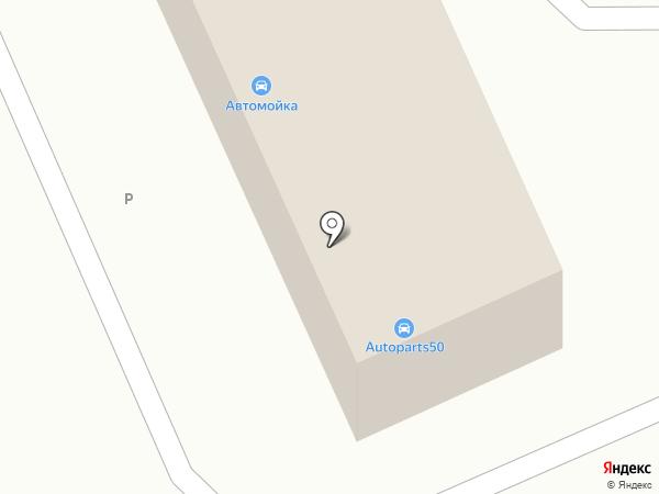 Гарант-Бетон на карте Северного