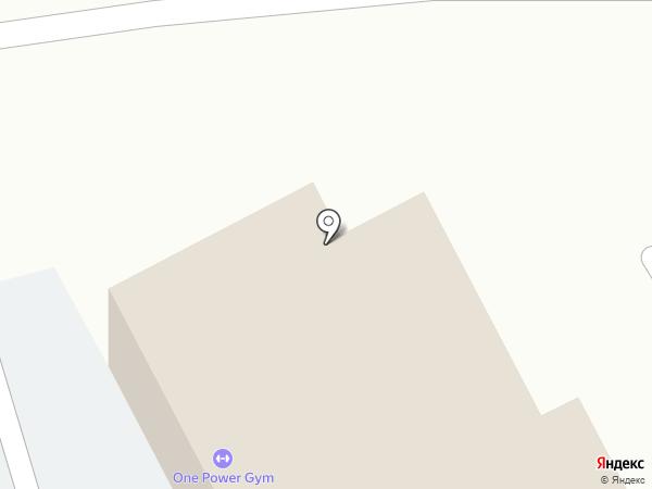 Автосервис на карте Северного