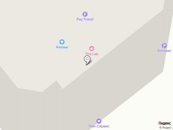 АТМОСФЕРА КОМФОРТА на карте Звенигорода
