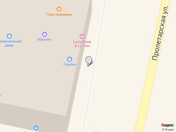 Магазин табачной продукции на карте Звенигорода