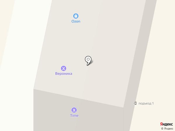 IT-problema на карте Звенигорода