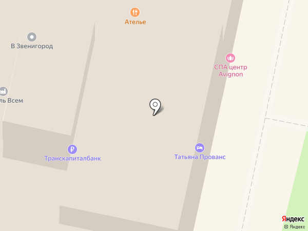 Мy Guitar на карте Звенигорода
