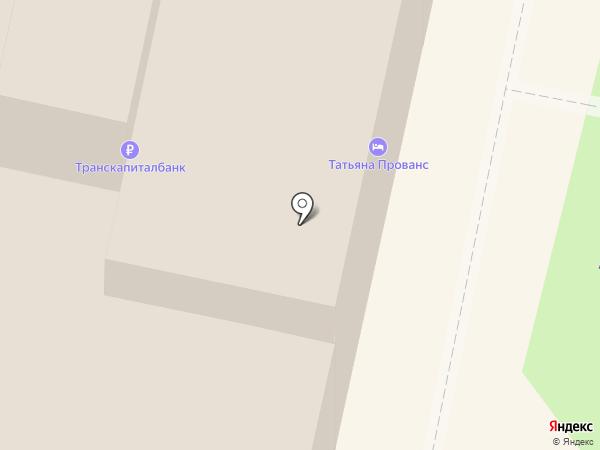 VERAMED на карте Звенигорода