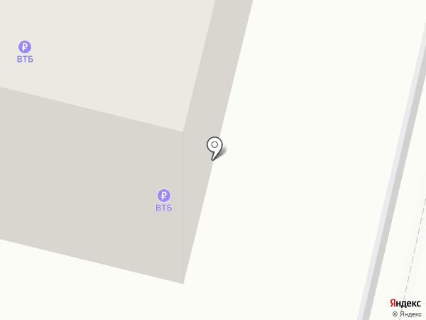 Банкомат, Банк Возрождение, ПАО на карте Звенигорода