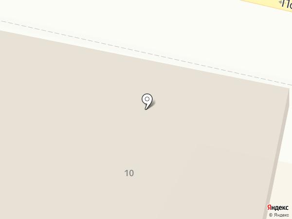 МосОблЕИРЦ на карте Звенигорода