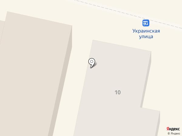 Магазин хозяйственных товаров на карте Звенигорода