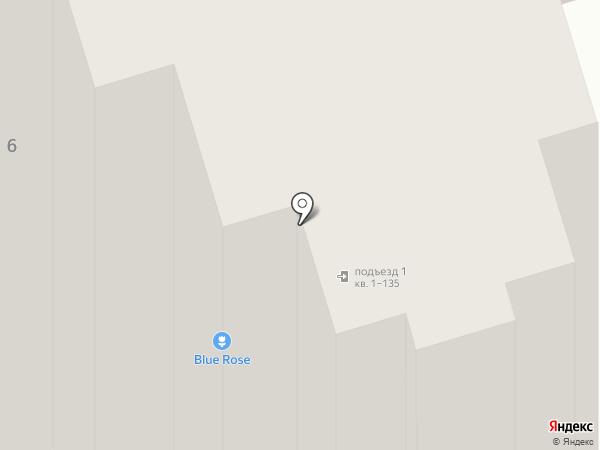 Бухен Хауз на карте Звенигорода