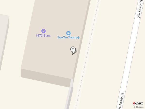 ПлюсЭлектро на карте Звенигорода