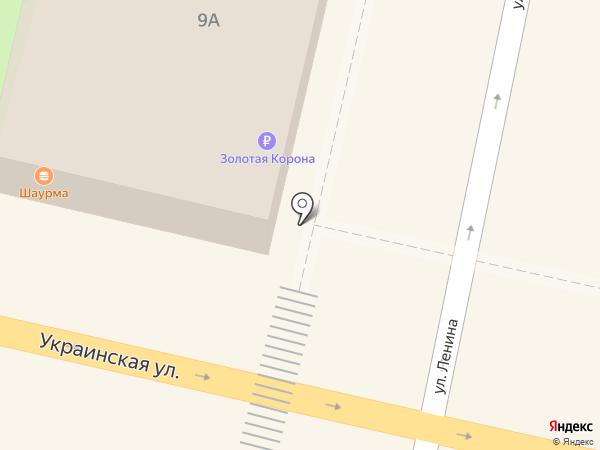 Вик-торг на карте Звенигорода