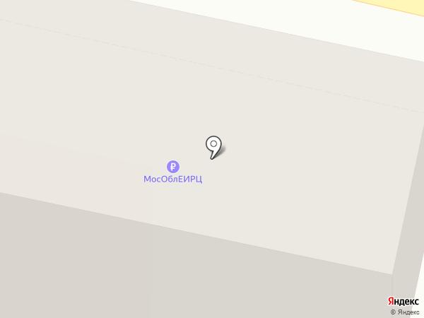 Салон копировальных услуг на карте Звенигорода