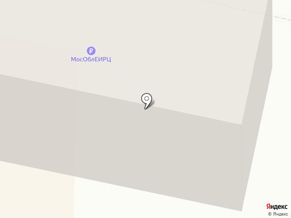 Нотариус Неволина И.А. на карте Звенигорода