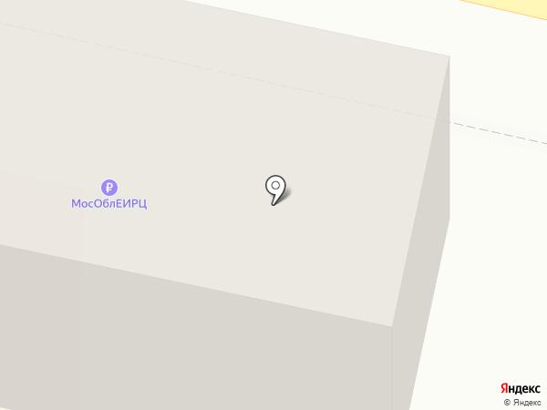 Мои документы на карте Звенигорода
