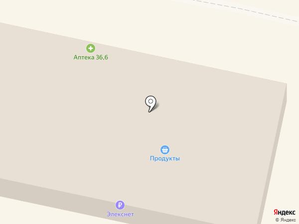 Мебель Звенигорода на карте Звенигорода