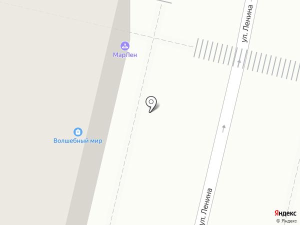 Ёжик на карте Звенигорода