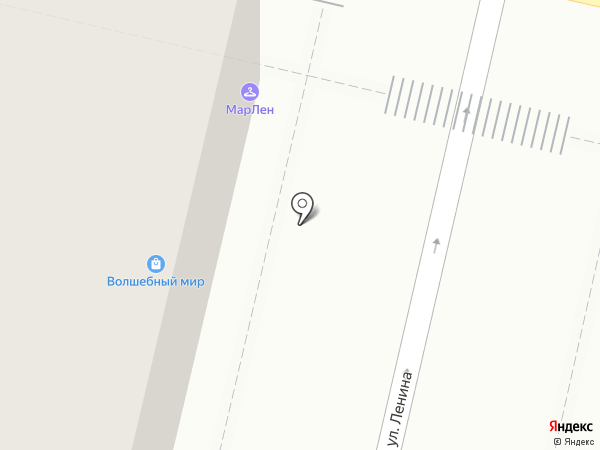 Парикмахерская на карте Звенигорода