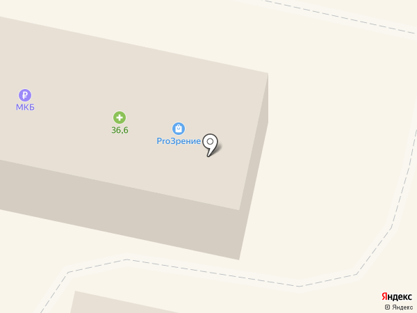 Платежный терминал на карте Звенигорода