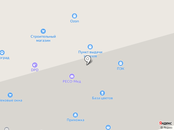 YULSUN на карте Звенигорода