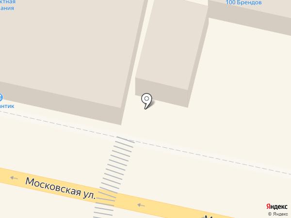 LBTY на карте Звенигорода