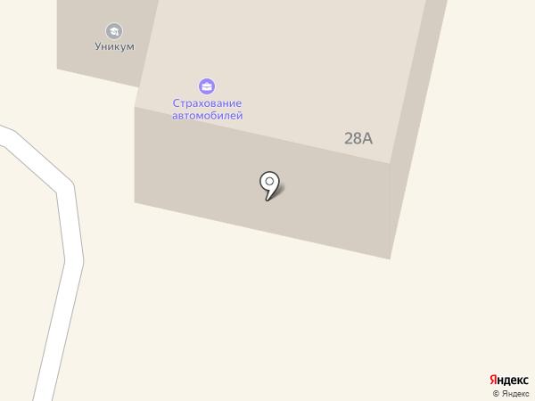 ЖКХ Заречье на карте Звенигорода