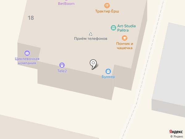 1000 мелочей на карте Звенигорода