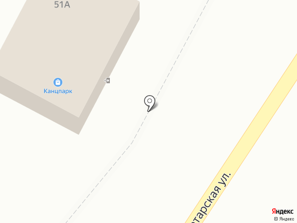 Baggetas на карте Звенигорода
