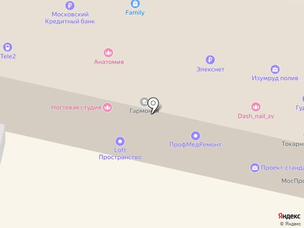 Abecom на карте Звенигорода