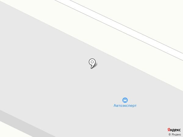 Автосервис на карте Звенигорода