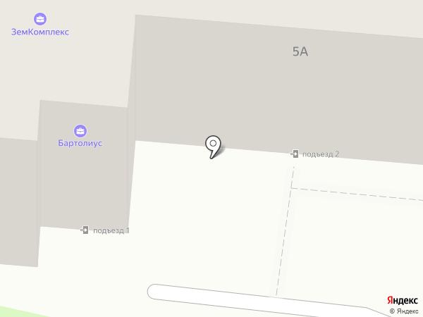 ЗемКомплекс на карте Истры