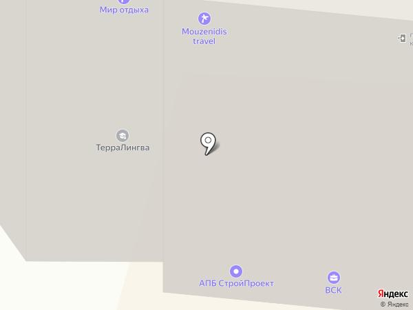 Восток ГеоСинтетикс на карте Истры