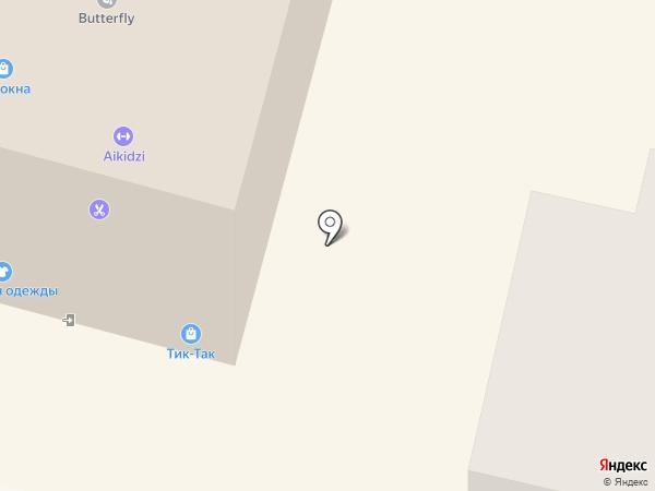 Билайн на карте Звенигорода