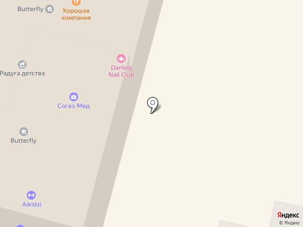 Тик-Так на карте Звенигорода