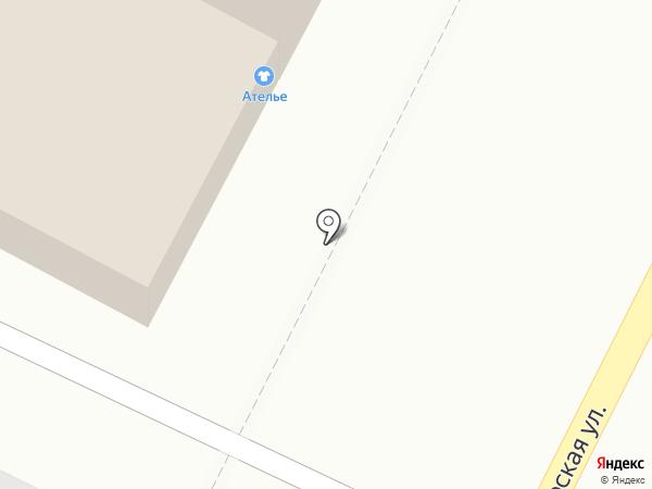 Магнолия на карте Звенигорода