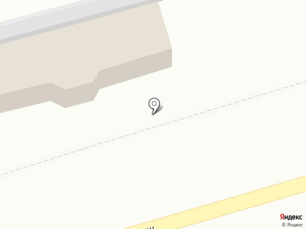 Продовольственный магазин на карте Звенигорода