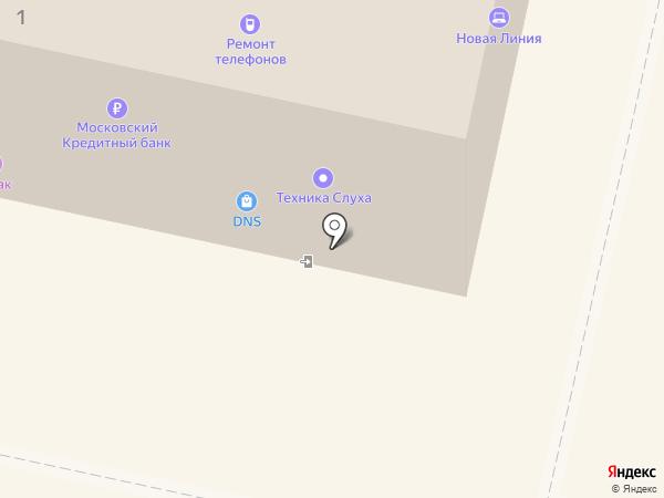 CyberPlat на карте Звенигорода