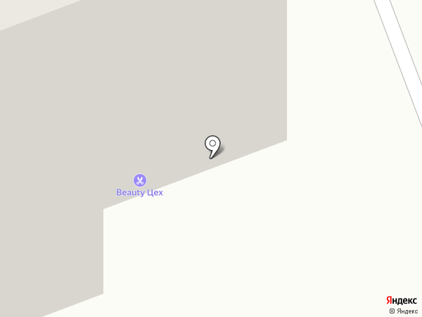 Бьюти Цех на карте Истры