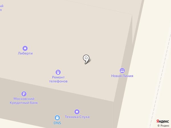 VEKA на карте Звенигорода