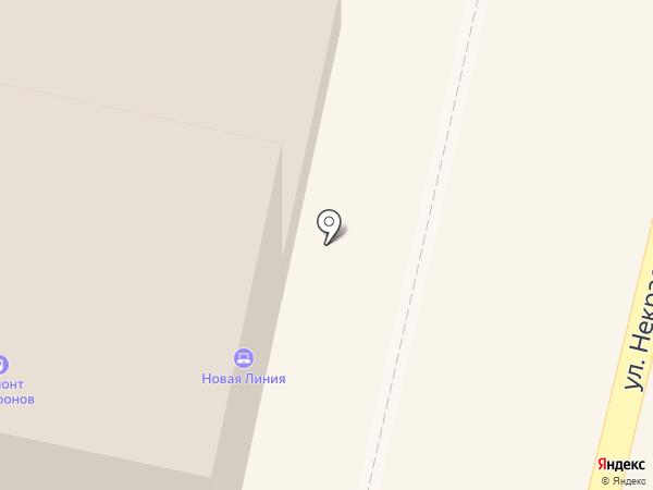 Компьюфлот на карте Звенигорода
