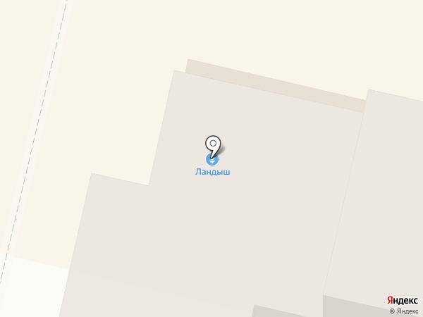 ORIO на карте Звенигорода