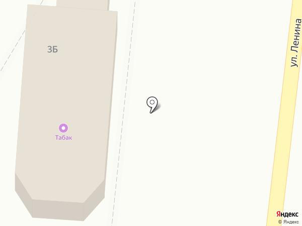 Мясницкий ряд на карте Истры