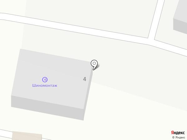 Автостоянка на карте Истры