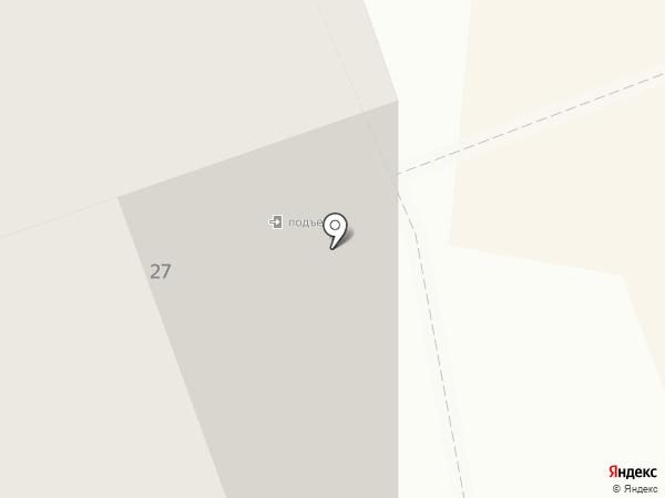 Продовольственный магазин на карте Истры
