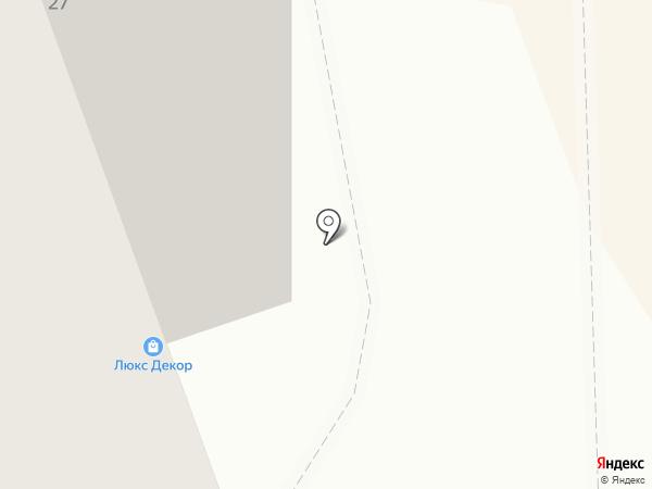 Эндэй на карте Истры