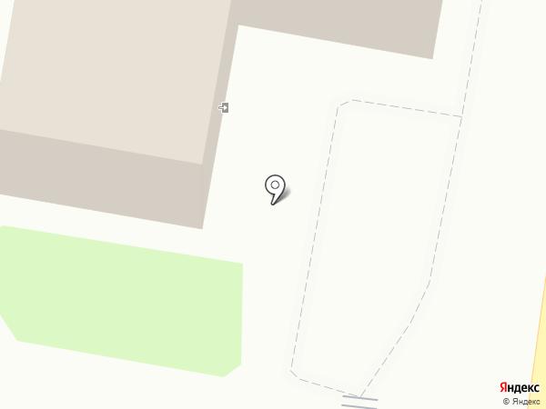 Администрация Истринского района на карте Истры