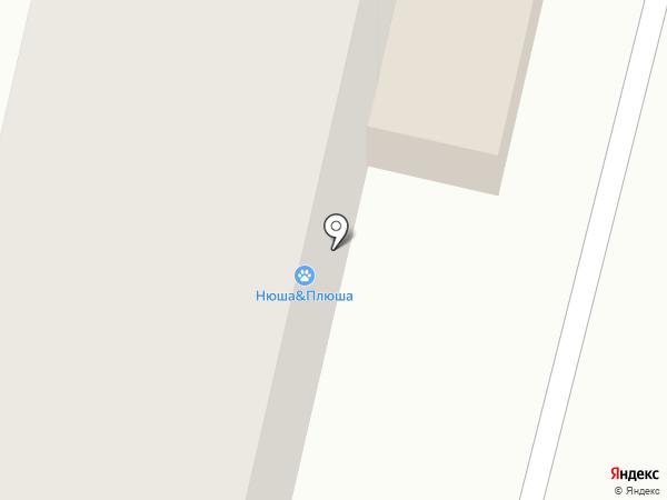 ЖАБКА на карте Звенигорода