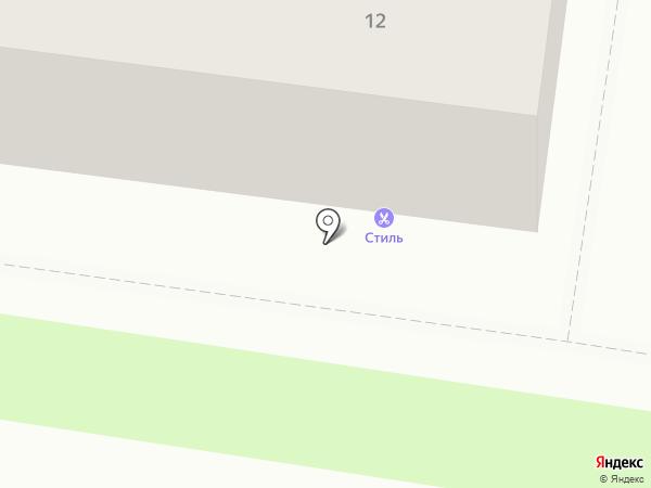 Стиль на карте Истры