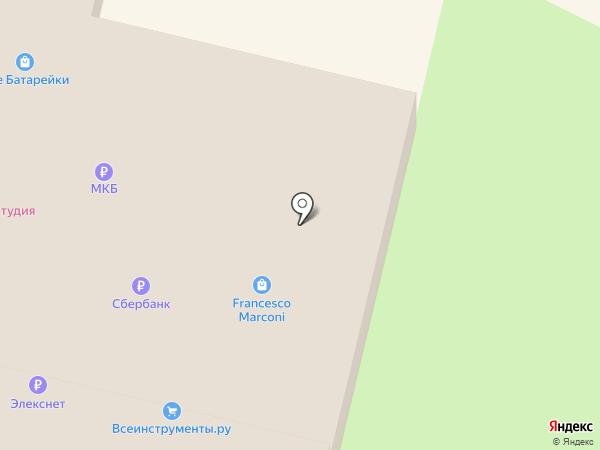 Лимпопо на карте Звенигорода