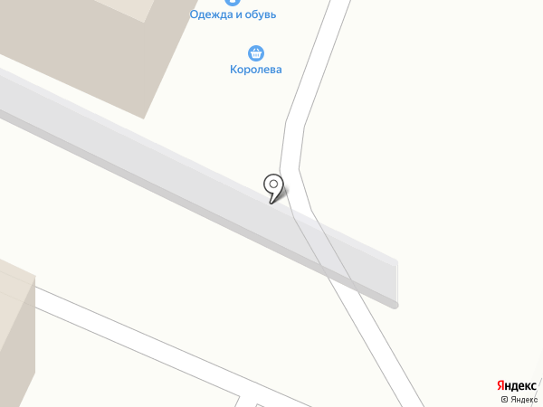 Киоск фастфудной продукции на карте Звенигорода