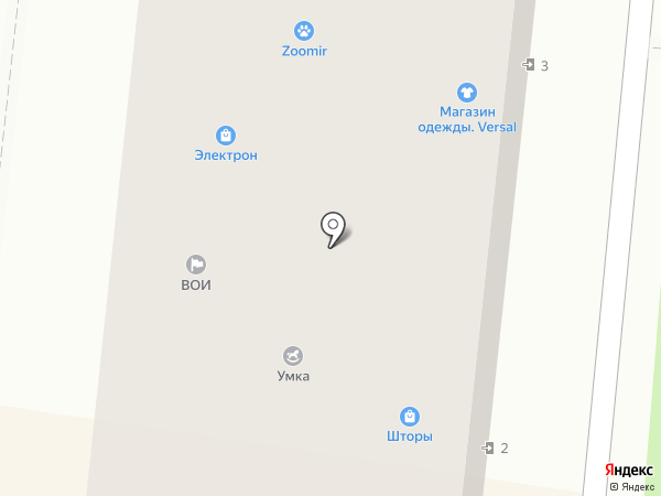 Истринские вести на карте Истры