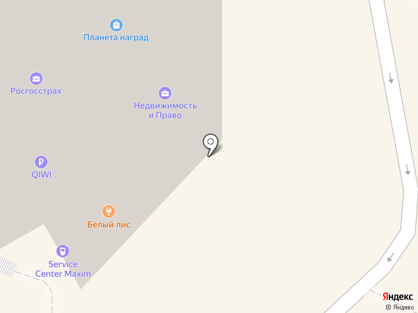Астрея-Сервис на карте Истры
